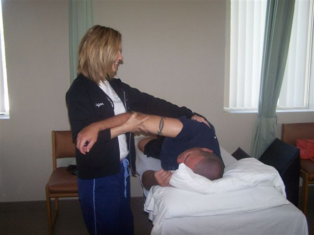 Bone and Joint Specialists physical therapist - Michigan