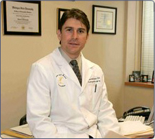 Dr. Bartholomew Orthopedic Surgeon: expert on shoulder and knee reconstruction, including minimally invasive procedures, arthroscopic surgery, and joint replacement of the shoulder and knee.