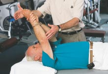Supine Passive Exercise-Physical Therapy and Exercise for the Shoulder