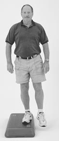 Physical Therapy and Exercises for the Hip- Single Leg Step-Up