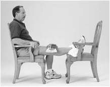 Physical Therapy and Exercise for the Knee-Knee Extension: Passive